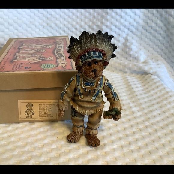 Boyd's Bears - Chief Sittingbear